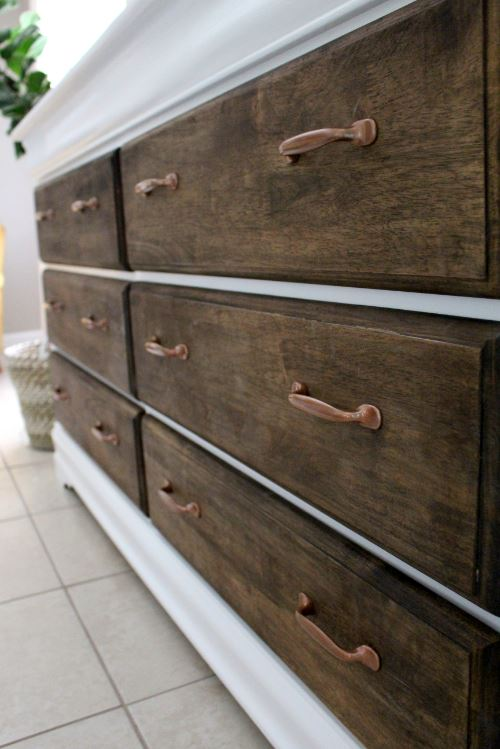 Modern dresser for your home