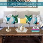 Decor Daydreams Couch and Coffee Table Decor