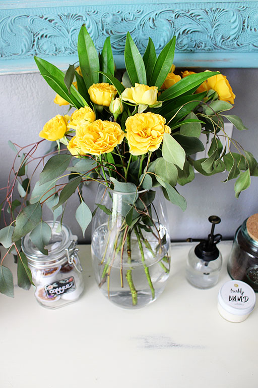 Fresh flowers for your home