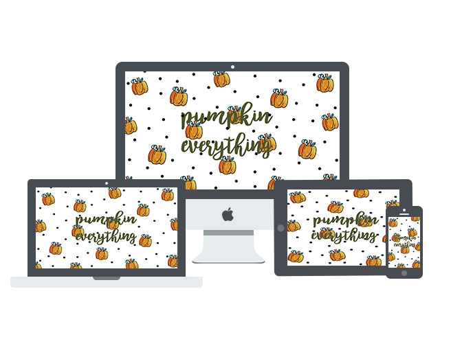 Pumpkin Everything apple_flat_devices