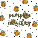 Pumpkin Everything iPad Screen