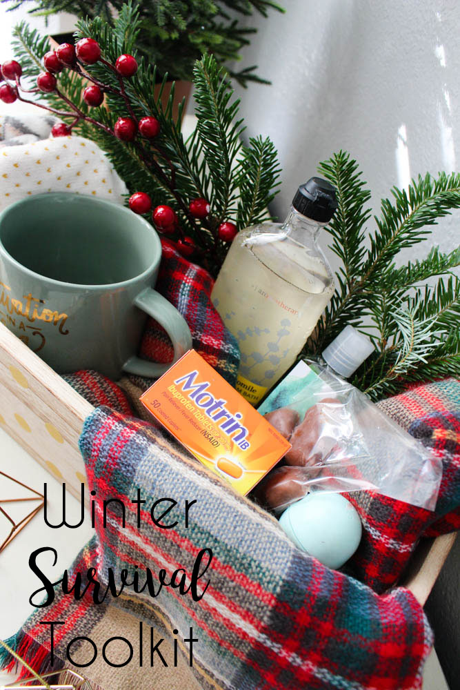 winter toolkit essentials for moms or anyone