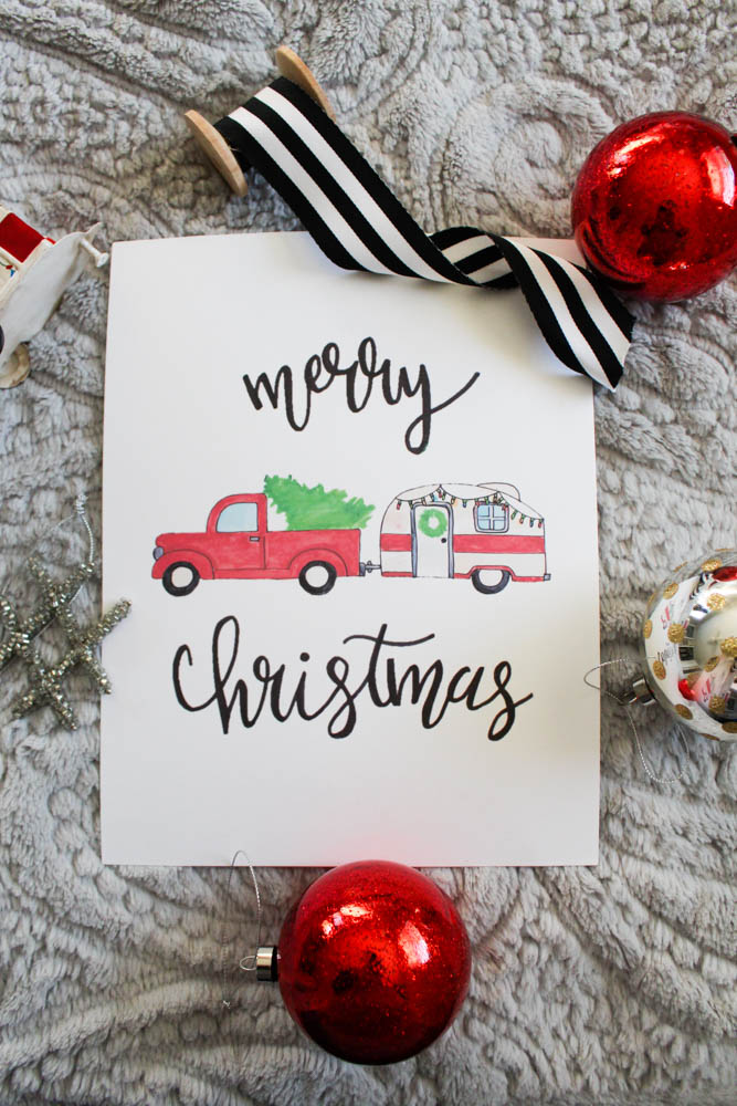 This is an image of Crafty Free Printable Christmas Images