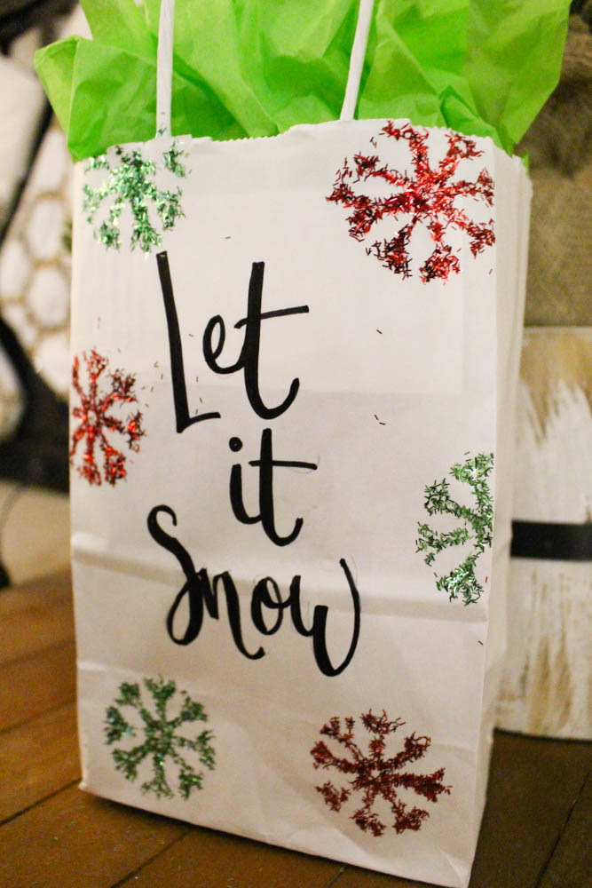 Wrapping your glitter tumbler - Within the Grove