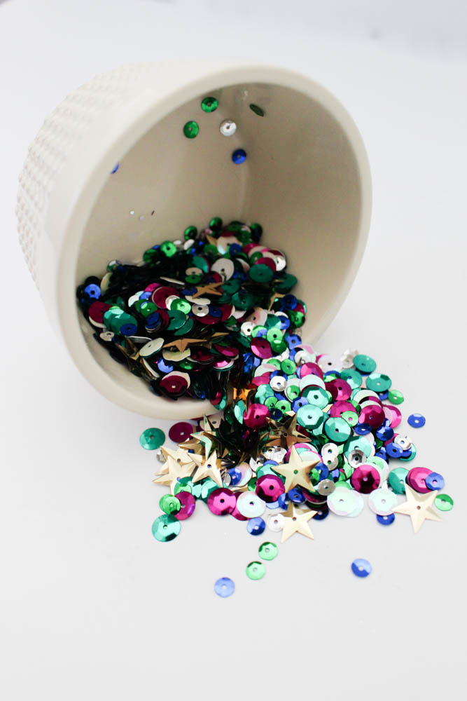 DIY Glitter Tumbler - Within the Grove