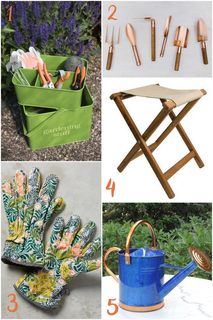 Must have gardening tools for this spring.