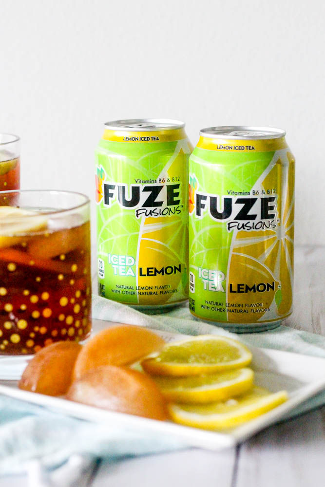 FUZE tea for your lemonade stand - Within the Grove