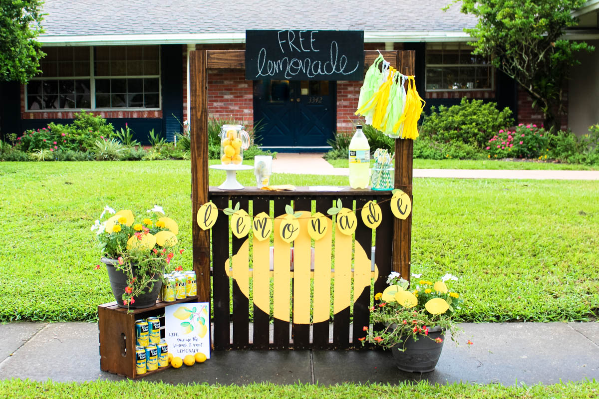 Minute Maid Lemonade and Fuze Lemon Tea 13