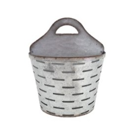 Olive Bucket for Your Wall - Within the Grove