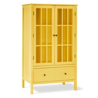 Yellow Tall Cabinet at Target