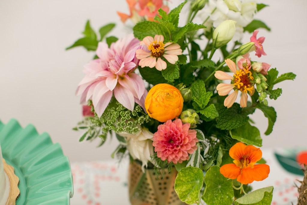 Cut Flower Garden Flowers