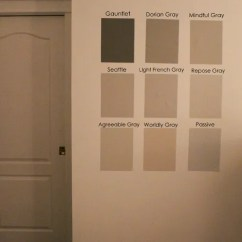 Best Neutral Paint Colors 2018 For Living Room Ideas Pics Nine Gray We Put To The Test Your Home ...