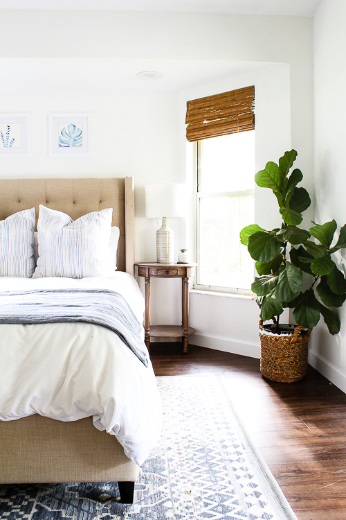 Adding Master Bedroom Decor on a Budget - Within the Grove