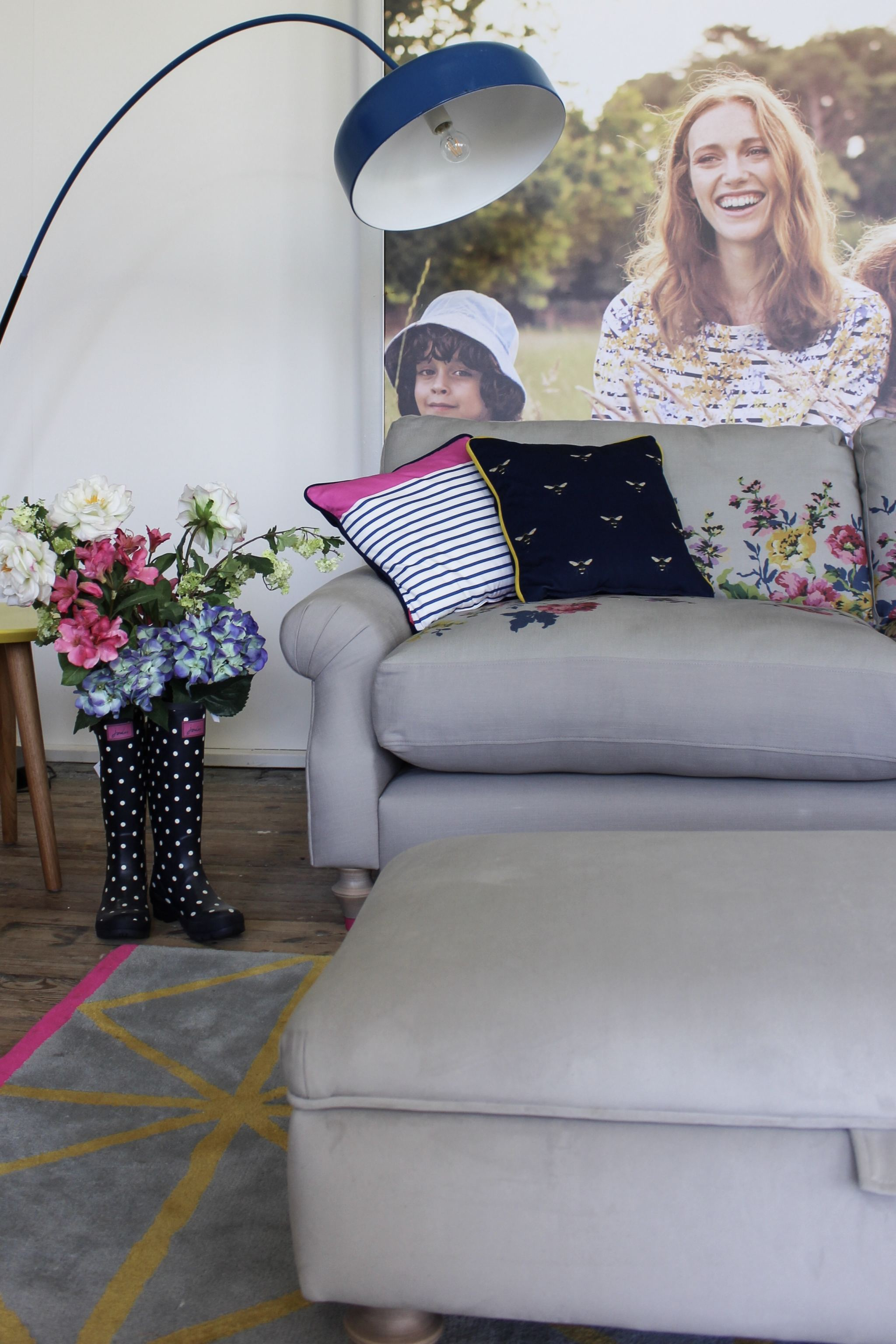 Joules DFS Collection  Within these walls
