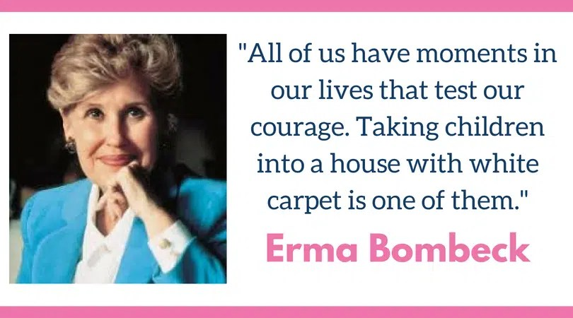 Erma Bombeck - the godmother of parenting humor