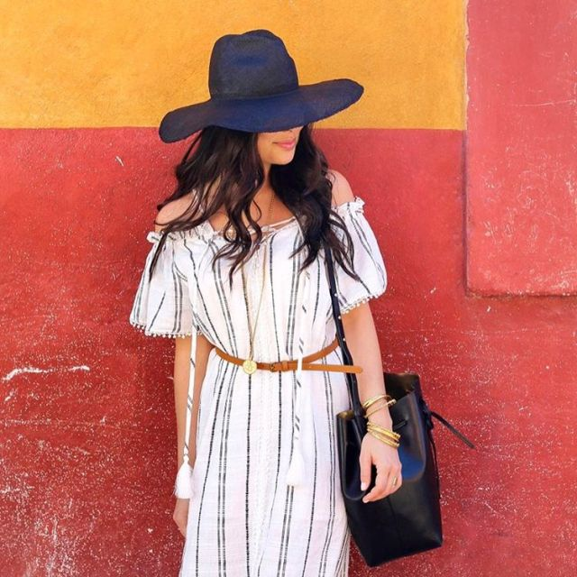 Snapped around San Miguel de Allende  ootd travel mexicohellip