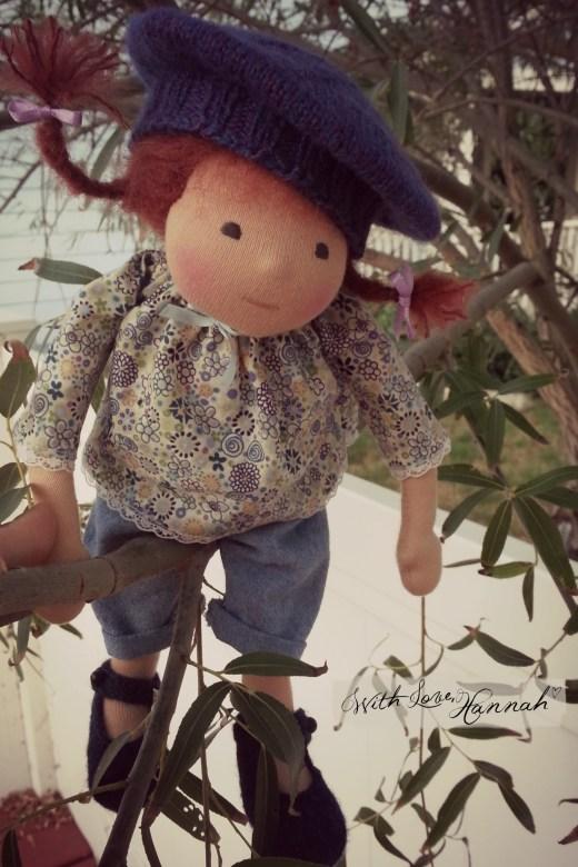 Maisie - With Love Hannah Dolls