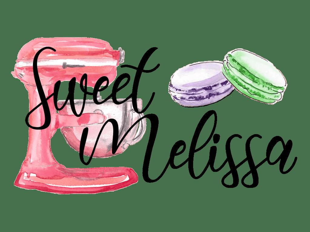 Sweet Melissa Blog Logo