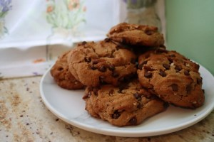 Read more about the article Almond Butter Cookies—Gluten & Dairy Free