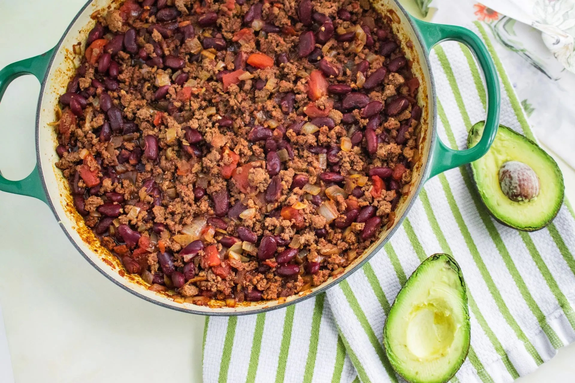 Read more about the article Red Bean Chili