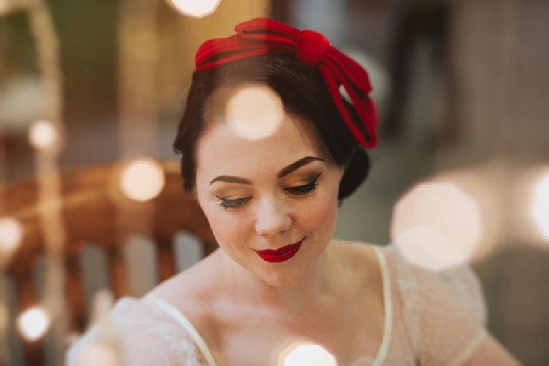 fairy tale wedding shoot