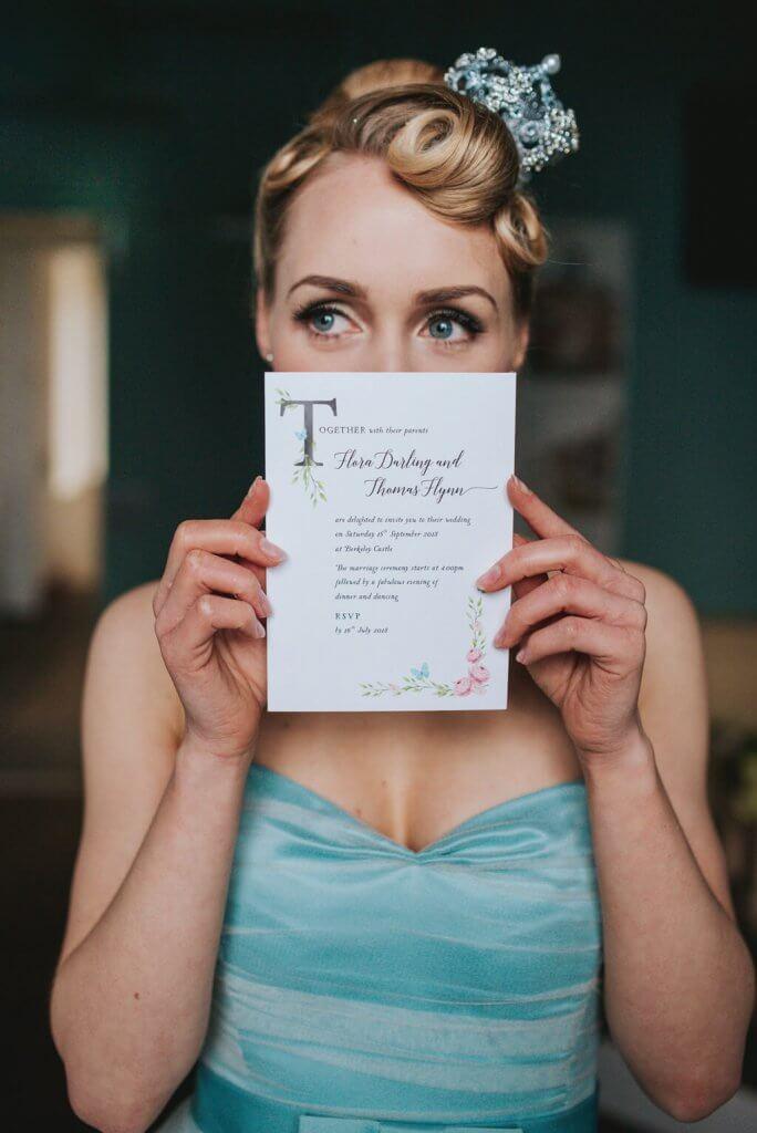 fairy tale wedding styled shoot