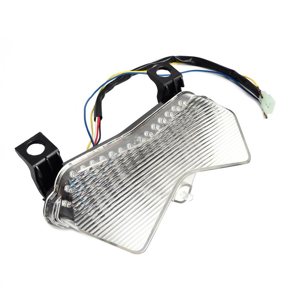 LED Tail Light Brake Turn Signal for Kawasaki ZX-6R ZX-6RR