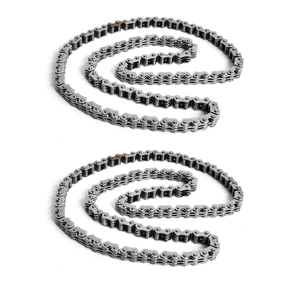KMC Cam Timing Chains Steel Pair For Can-Am Renegade 1000R