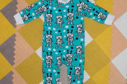 Ottobre Nukkumatti baby pyjamas