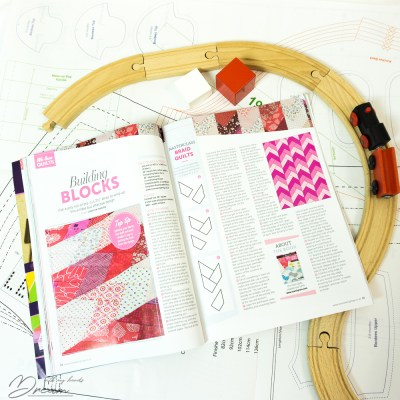 Love Sewing magazine, issue 47.
