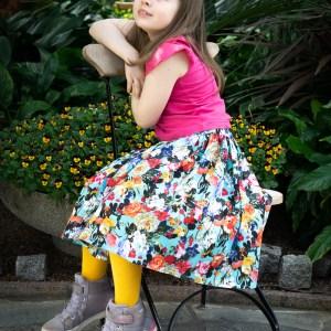Hazel skirt small.