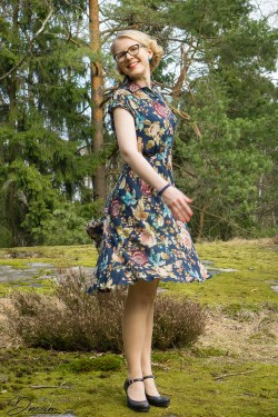 Sew Over It Penny dress.