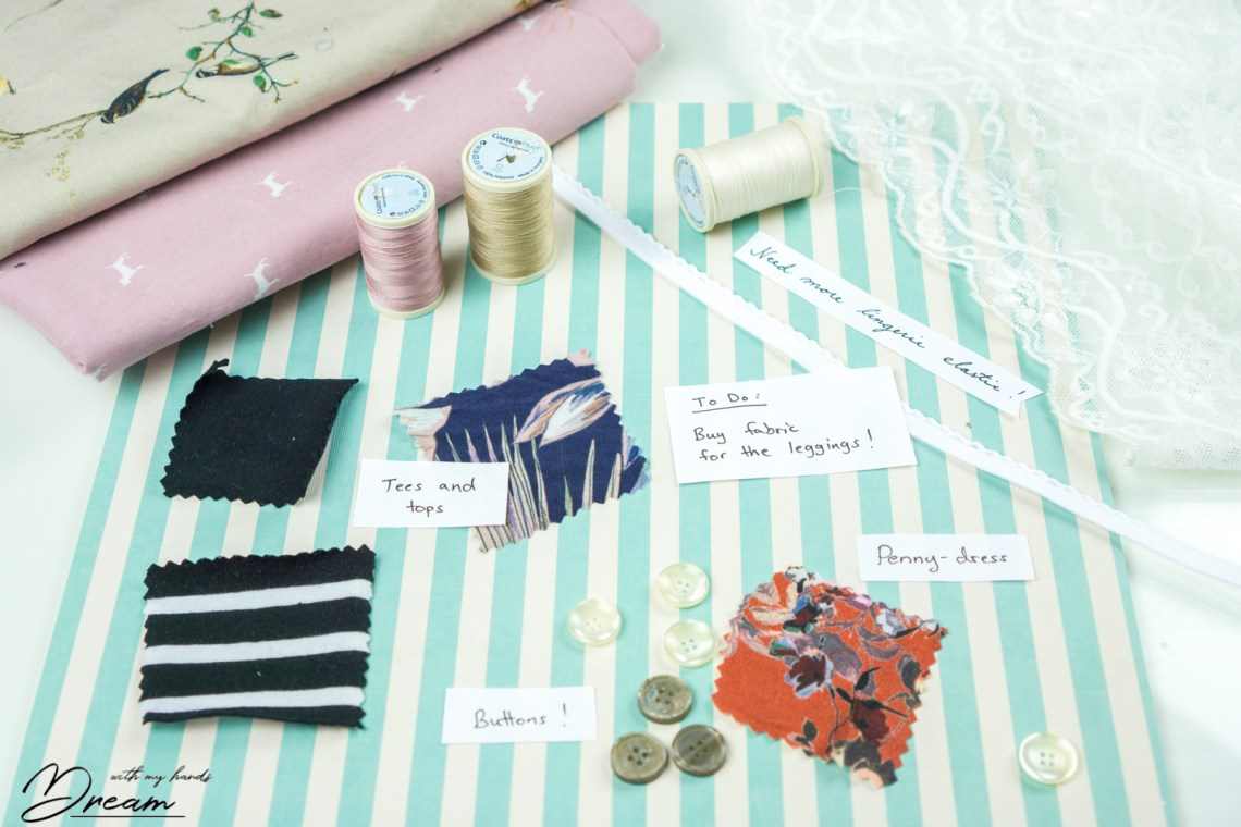 How to make your handmade wardrobe more wearable? 10 sensible sewing patterns to make.