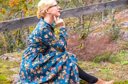Gertie's Shirtwaist Dress.