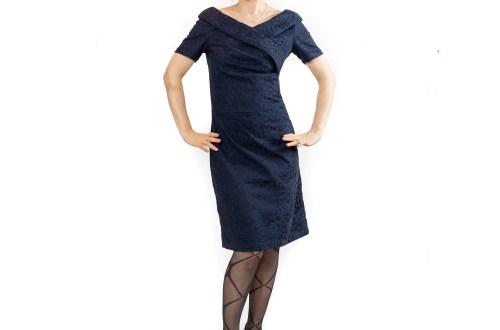 Lekala dress 4484