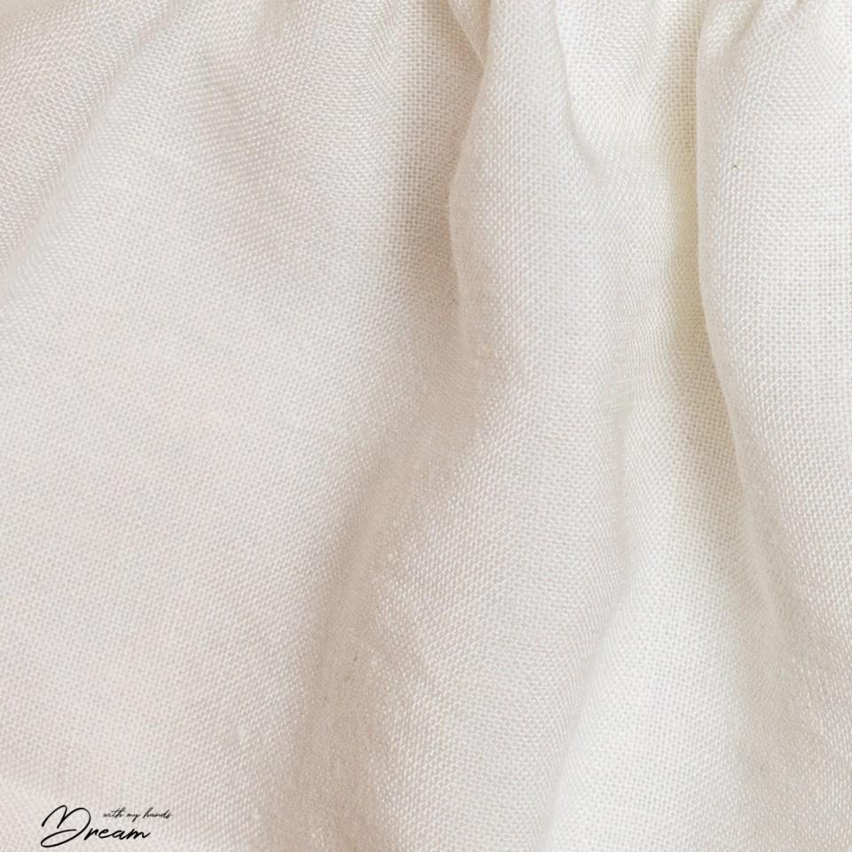 My linen fabric.
