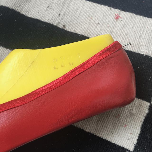 Shoemaking: Lasting