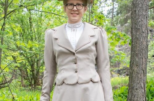1901 summer jacket