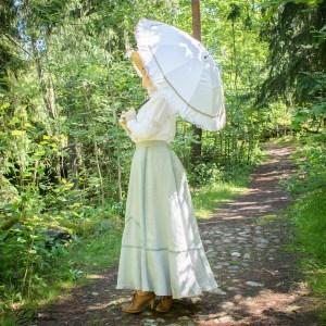 My Edwardian parasol