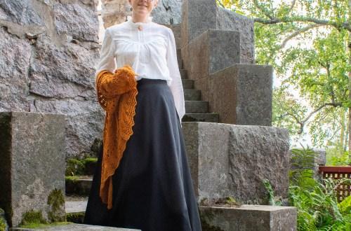1915 skirt.