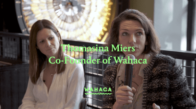 A View From Without® – Thomasina Miers, Co-Founder of Wahaca