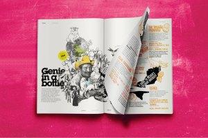 Wahaca brand design manual