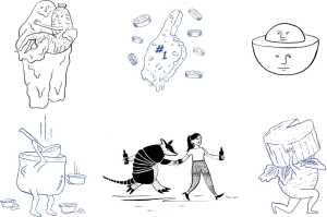 Wahaca illustration