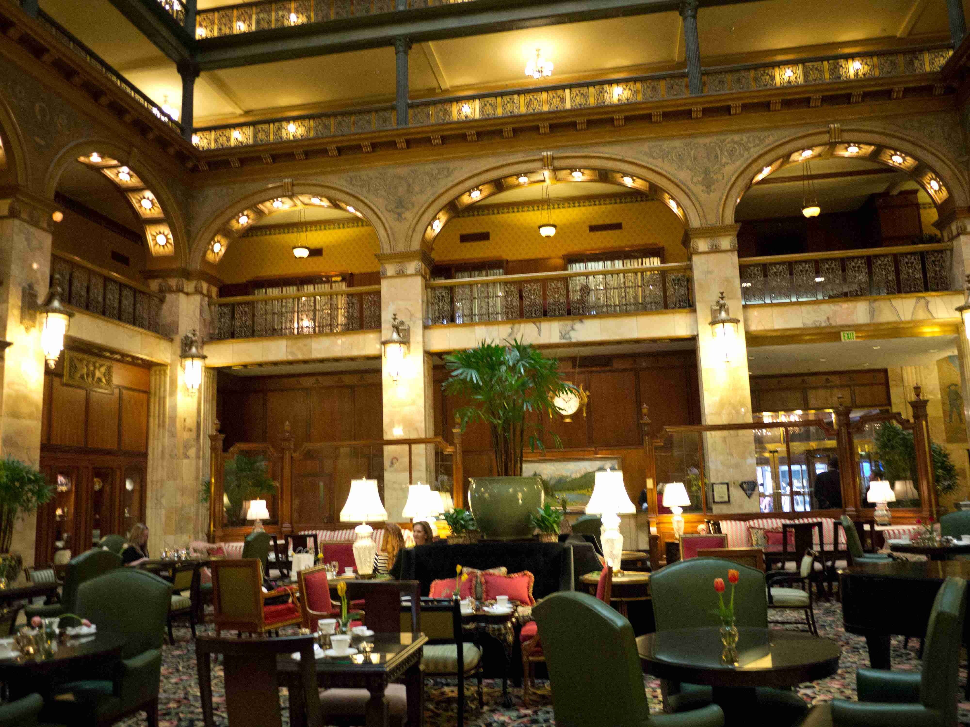 The Brown Palace Hotel and Spa in Denver