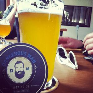 Dangerous Man Brewing - JoeBaur