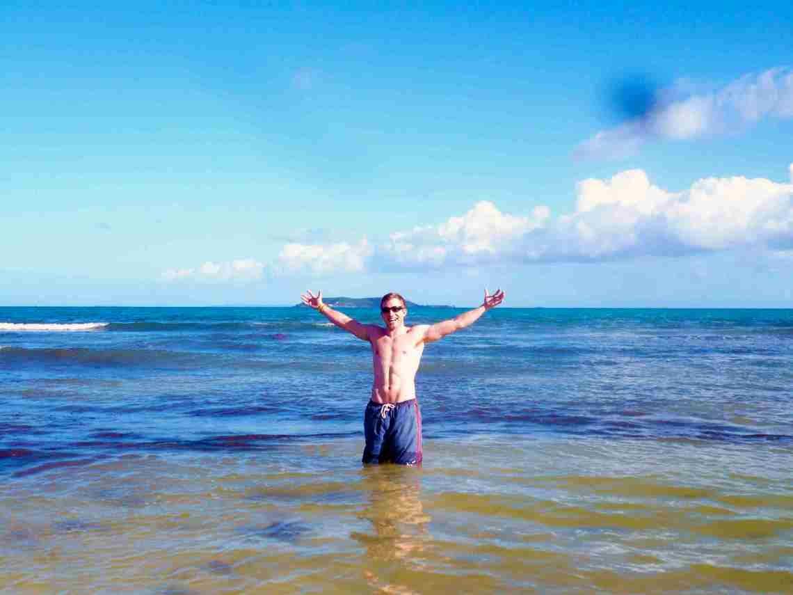 Puerto Rico's Hidden Beach - JoeBaur