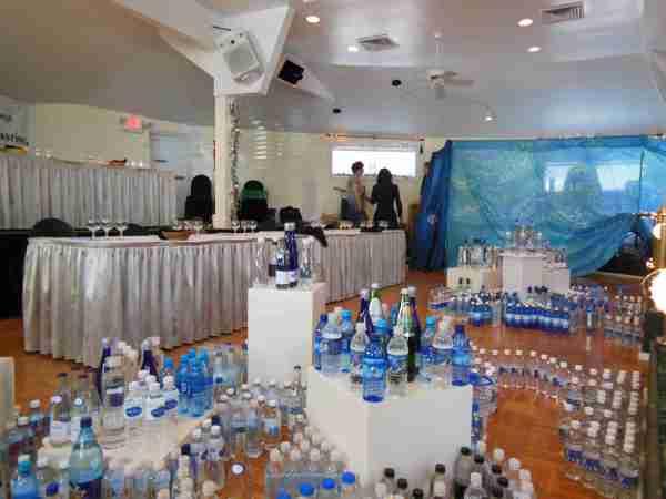 My Weekend as an International Water Tasting Judge - JoeBaur