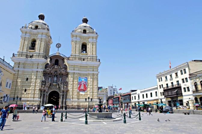 Basilica de San Francisco Lima Peru - JoeBaur