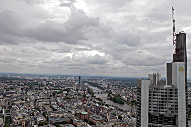 Frankfurt Skyline - JoeBaur