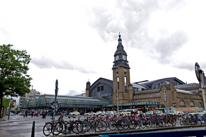 Hamburg Hauptbahnhof - JoeBaur